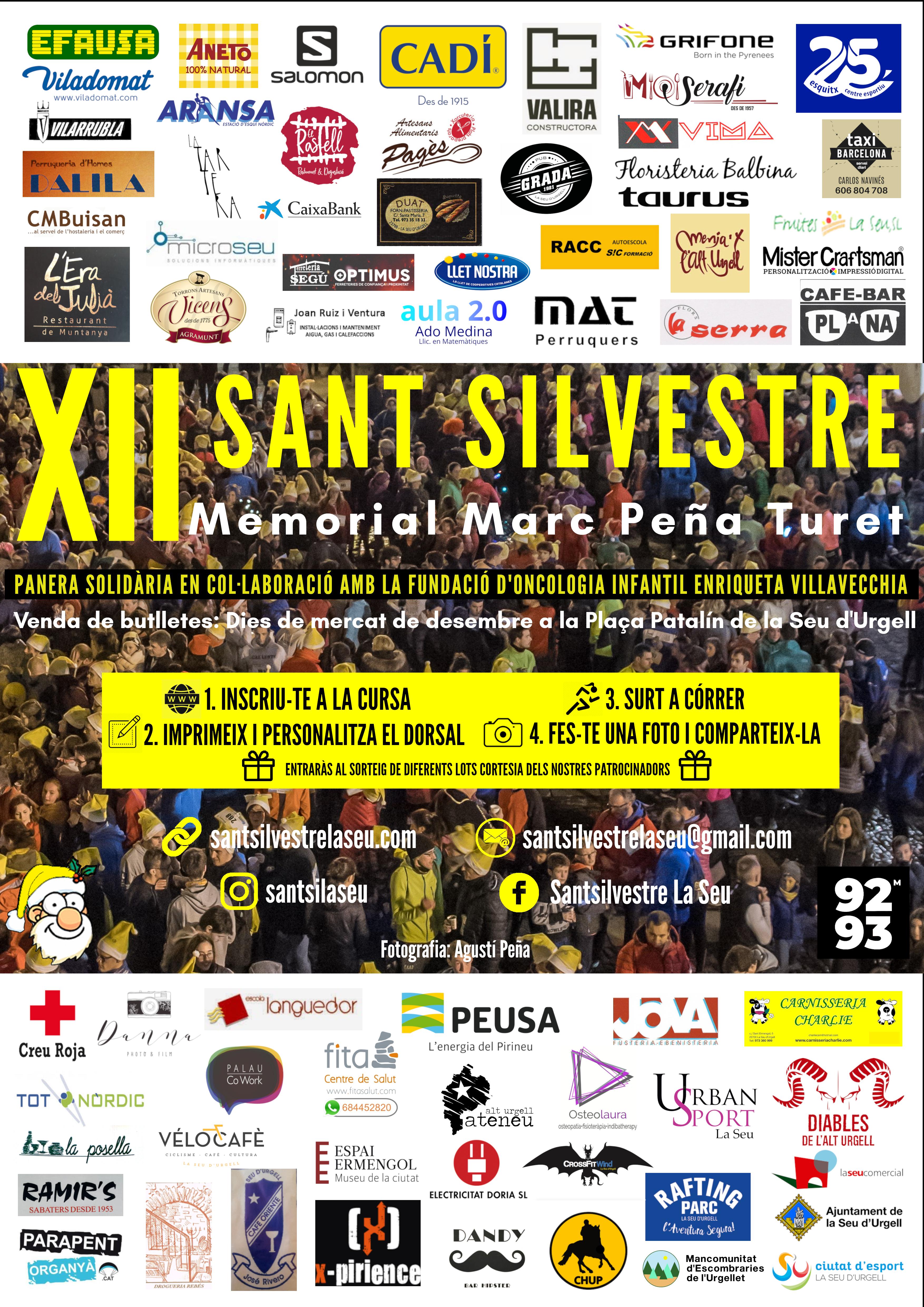 XII Sant Silvestre